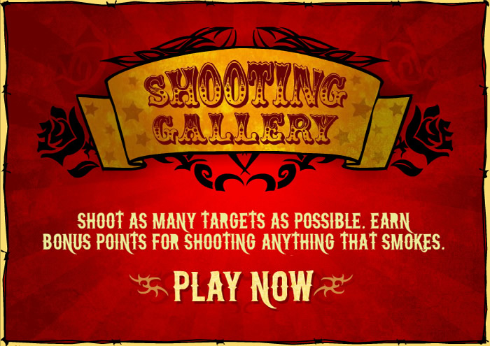 Shooting Gallery - Intro